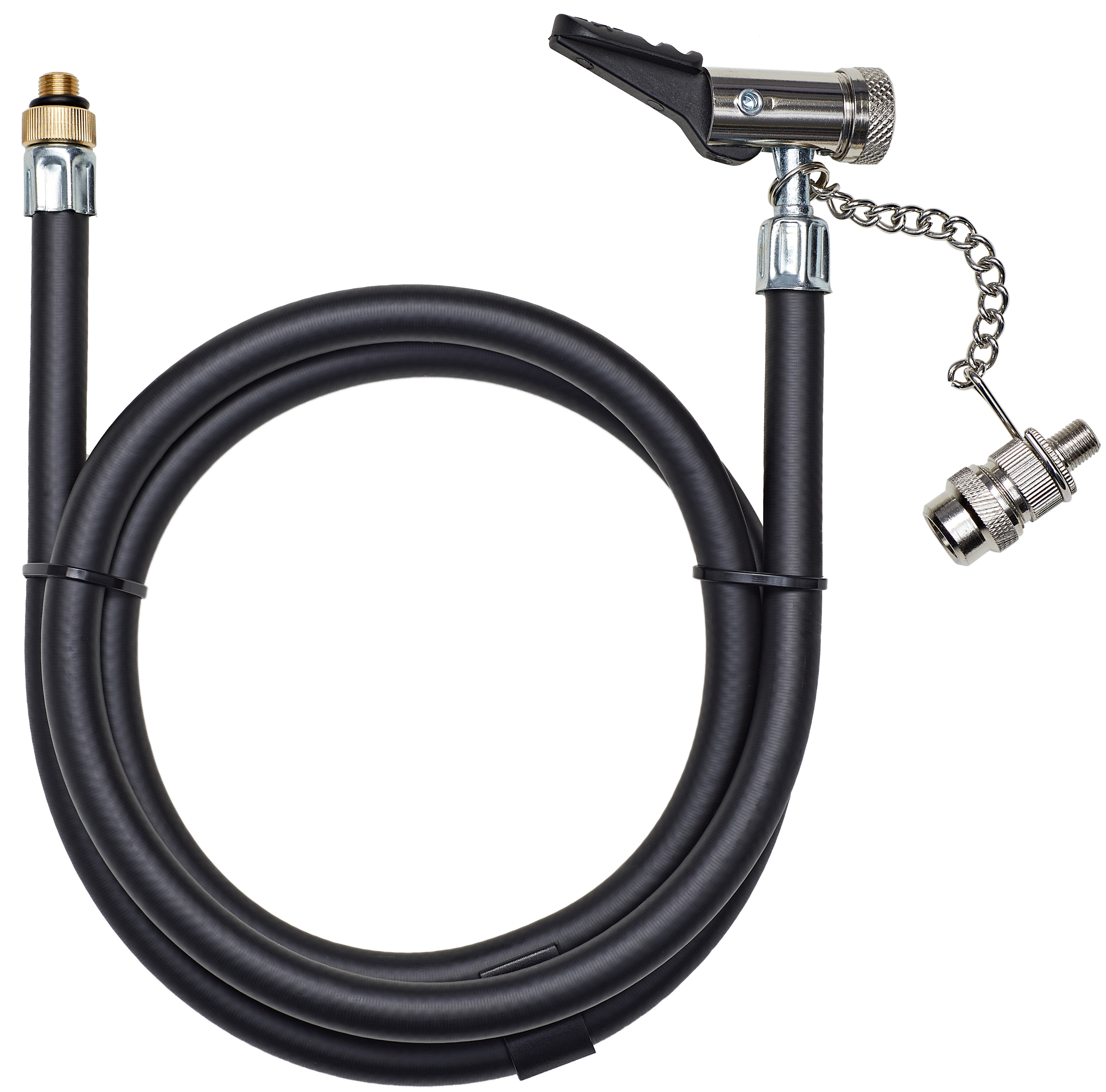 SKS Bike pump accessories tube with connector nipple for racing compressor